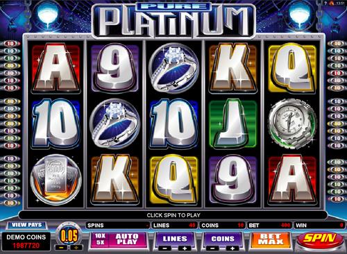 pure-platinum online slot