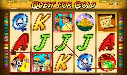 Gonzos Quest VR Online-Slot Review & Gratis Spiel