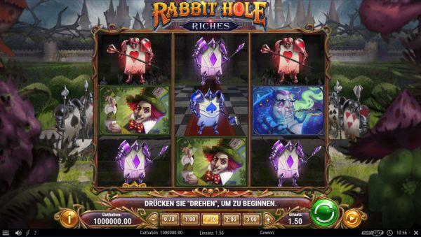 Rabbit Hole Riches Vorschau