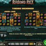 Raging Rex Bonus