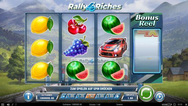 Rally 4 Riches Vorschau