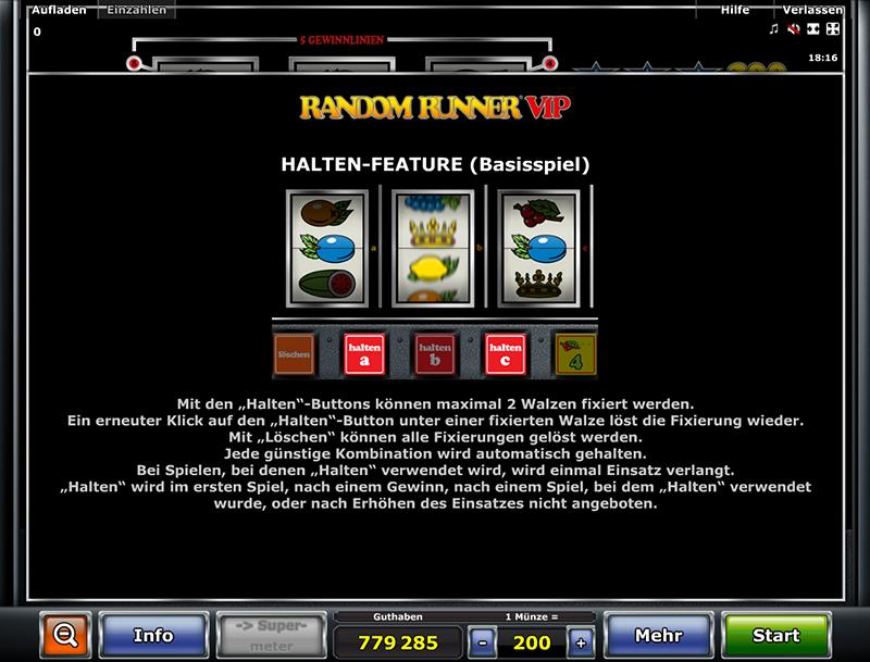 Random Runner AWP Slot - Spielen Sie die gratis Version