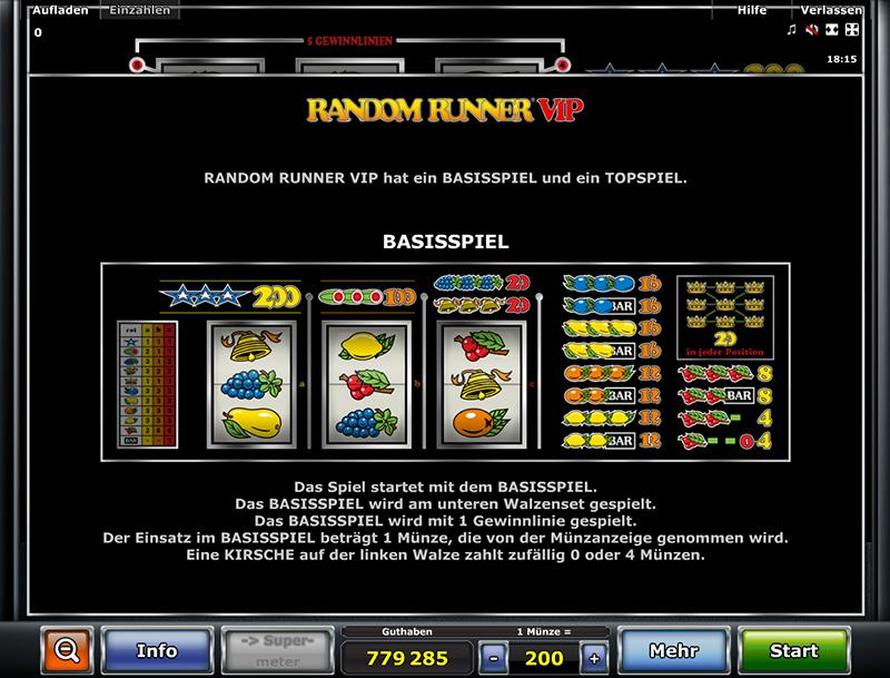 online casinospiele mit startbonus