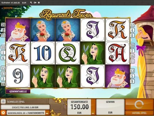 rapunzel online slot