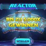 Reactor Besonderheiten