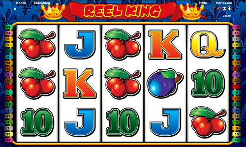 online slot real king im stargames casino