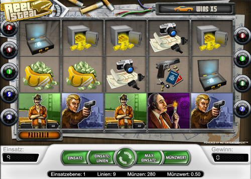 reel-steal online slot