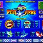 Reel Strike Gewinne