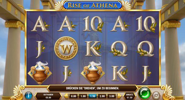 Rise of Athena Vorschau