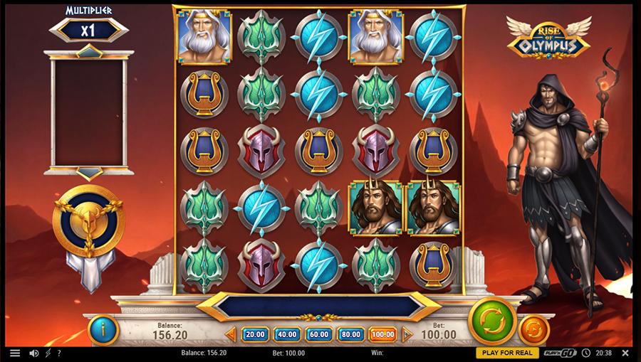Spiele Rise Of Olympus - Video Slots Online