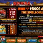 Riviera Riches Freispiele