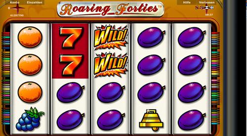 roaring forties online slot von novoline im stargames casino