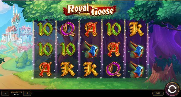 Royal Goose Vorschau