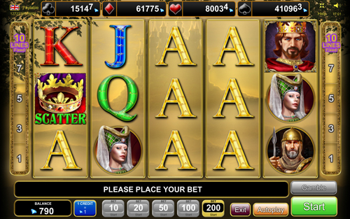 royal-secrets online slot