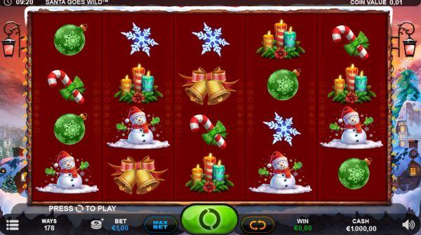 Santa goes Wild Vorschau