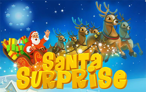 online slot santa surprise im william hill casino