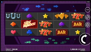 Side Winder Online Slot