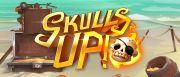Skulls Up Log