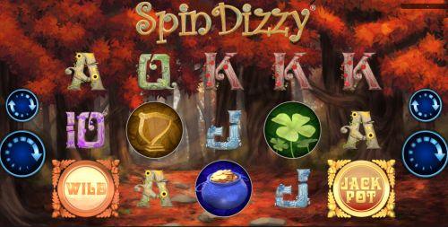Spin Dizzy Slot Vorschau