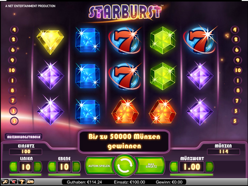 starburst online slot im mr green casino