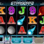Starscape online Slot