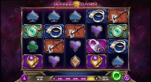 Street Magic Online Slot