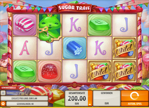 sugar-trail online slot