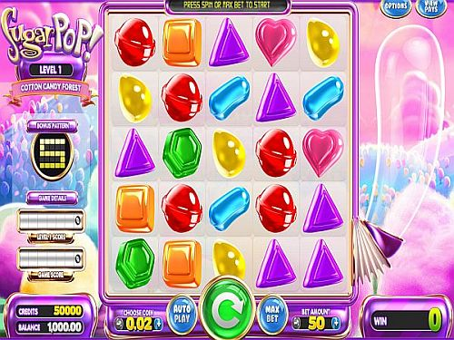 Sugar Pop Online Slot