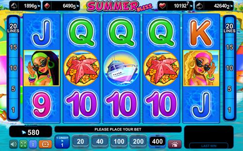 summer-bliss online slot