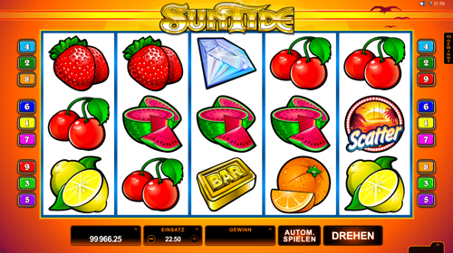sun-tide online slot