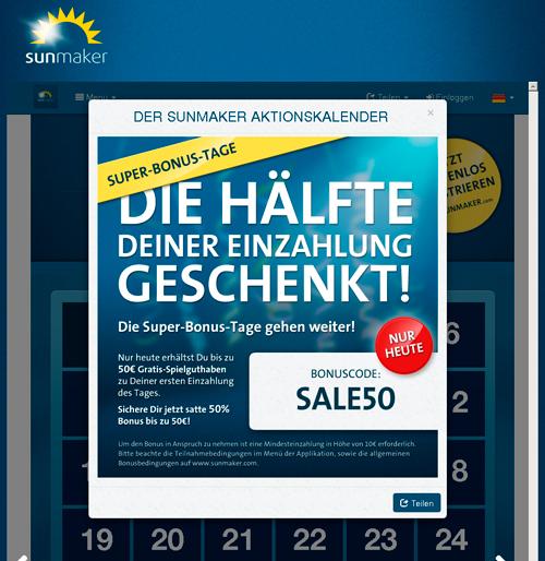 sunmaker casino schleswig holstein