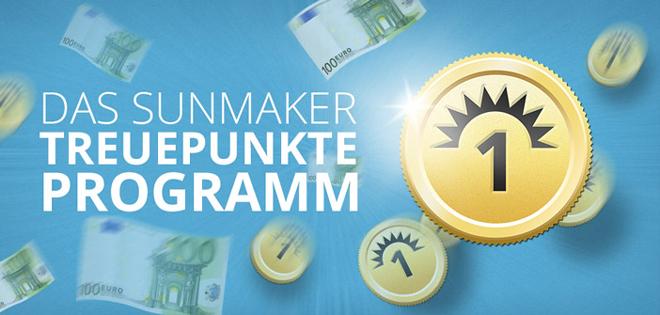 Sunmaker Casino Treueprogramm