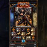 Sword Of Density Online Slot