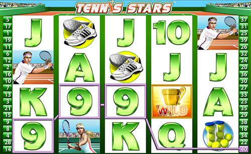 online slot tennis stars im william hill casino