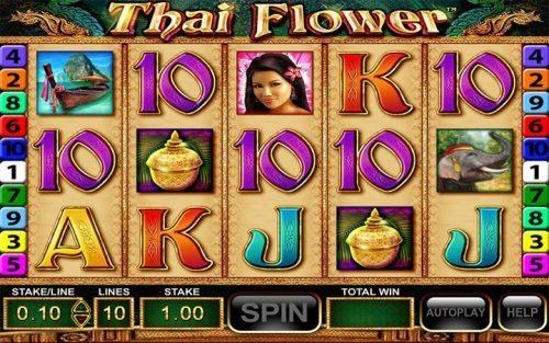 Thai Flower Slot Vorschau