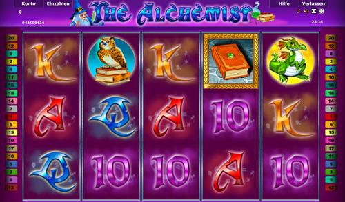 top online casino alchemist spiel