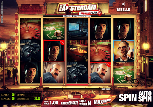 the amsterdam masterplan 3d slot im sunmaker casino