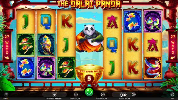 The Dalai Panda Vorschau