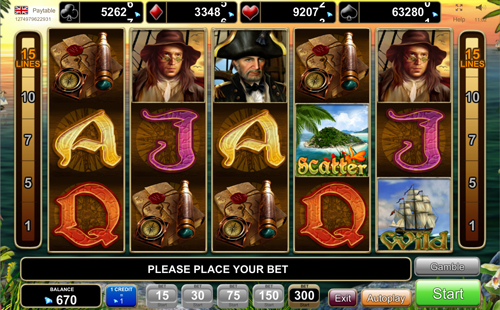 the-explorers online slot