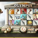 The Legend Of Olympus Online Slot