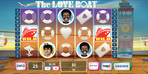 the-love-boat online slot