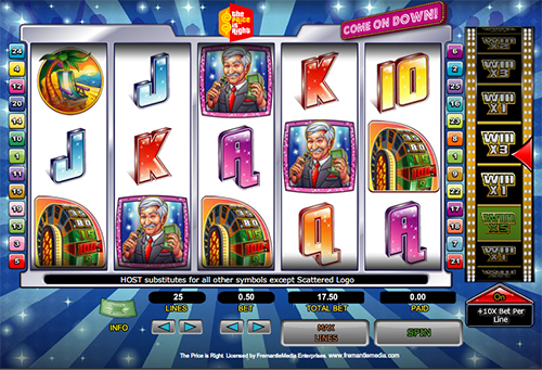 online slot the price is right im 888 casino