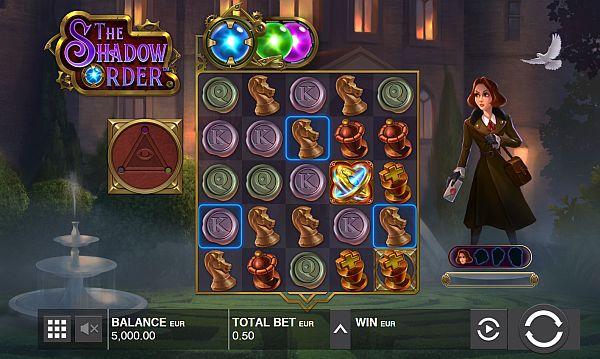 The Shadow Order Slot Vorschau
