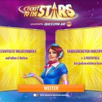 Ticket to the Stars Bonus