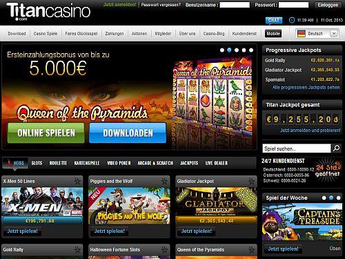 Titan Casino Testbericht