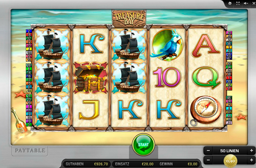 treasure-bay merkur slot