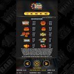 Triple Cash Wheel Gewinne