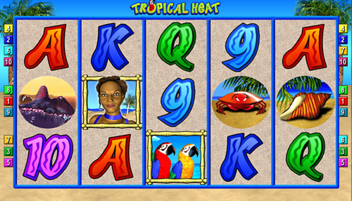 tropical-heat-slot