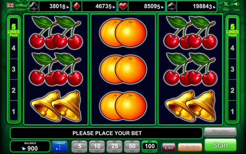 ultimate-hot online slot