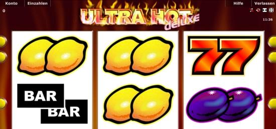 ultra hot 77 online spielen